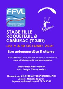 Stage Fille